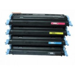 HP Combo Pack (124A) Q6000A Q6001A Q6002A Q6003A