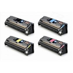 HP Combo Pack C9700A C9701A C9702A C9703A
