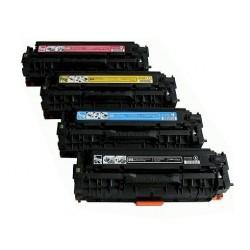 HP Combo Pack CC530A CC531A CC532A CC533A