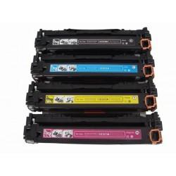 HP Combo Pack CE320A CE321A CE322A CE323A (HP 128A)